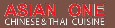 Asian One Restaurant Logo